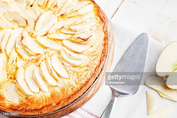 homemade apple pie cake