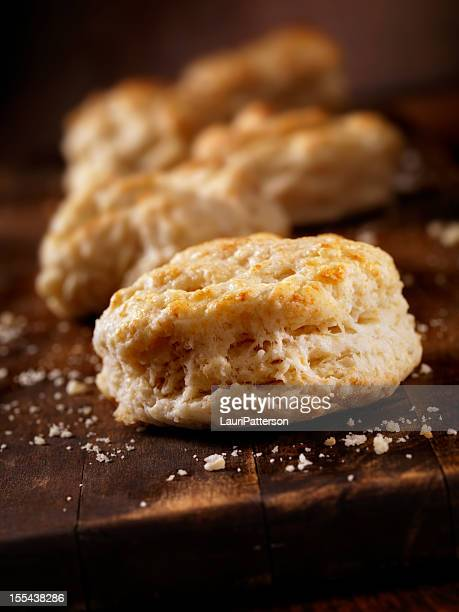 Homemade Buttermilk Biscuits
