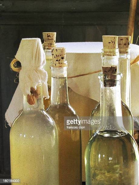 Homemade cider
