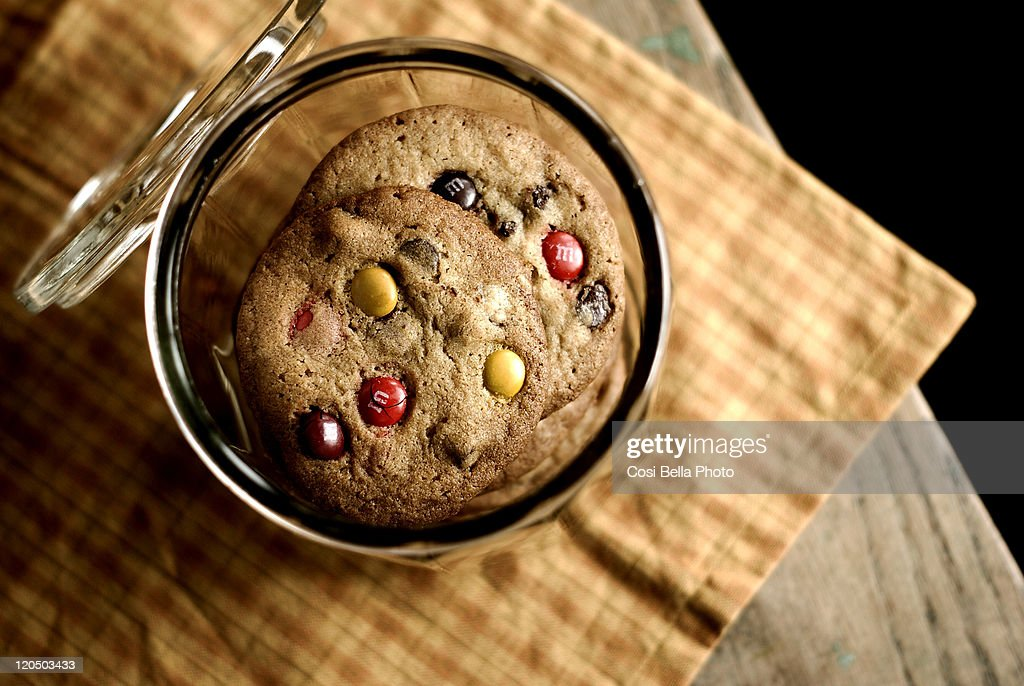 Homemade cookies : Stock Photo