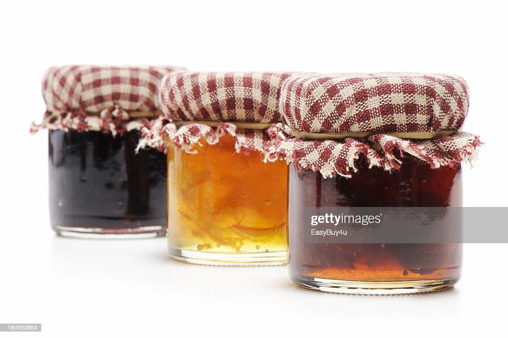 Homemade jellies