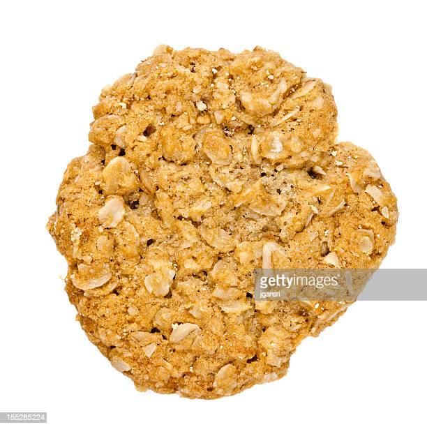 Caseras galletas de avena