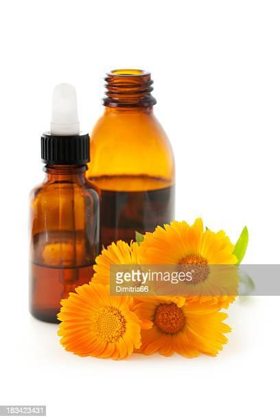 ホメオパシー薬:キンセンカ Officinalis スポイト瓶