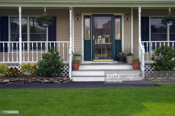 Homes - Inviting Entrance