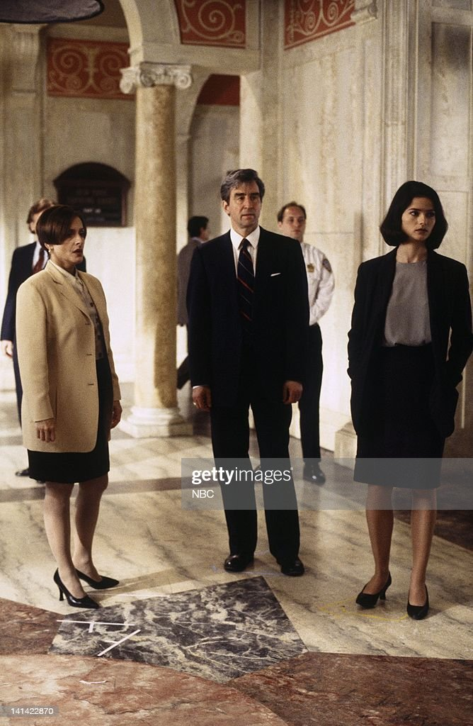 LAW ORDER 'Homesick' Episode 22 Air Date Pictured Patti LuPone as Ruth Miller Sam Waterston as Executive ADA Jack McCoy Jill Hennessy as ADA Claire...