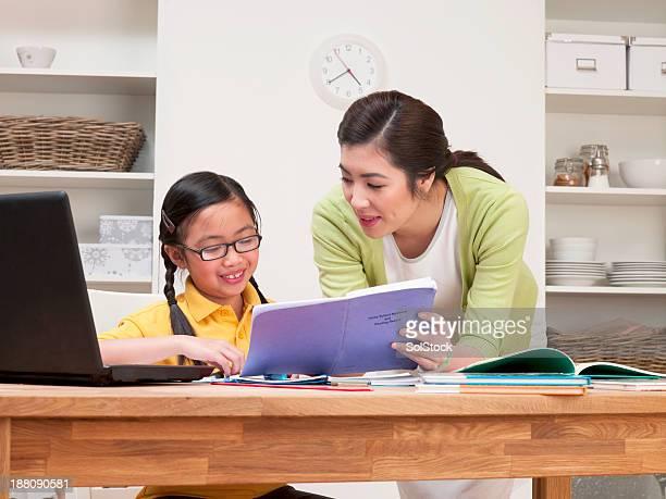 Hausaufgabe Zeit
