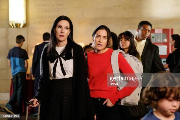 OUT 'Homo Erectus' Episode 309 Pictured Jill Kargman as Jill Weber KK Glick as Vanessa