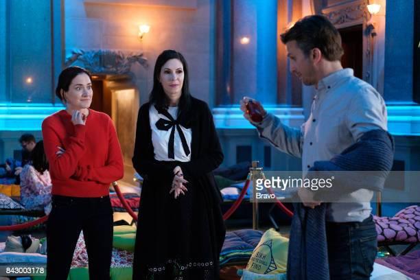 OUT 'Homo Erectus' Episode 309 Pictured KK Glick as Vanessa Jill Kargman as Jill Weber