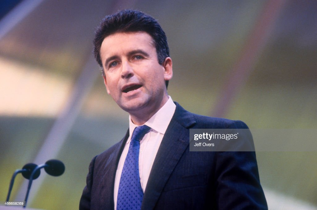 Hon Bernard Jenkin speaking at the Conservative Party conference 2000 MP Cons Shadow Minister for Transport giving a speech at the annual...
