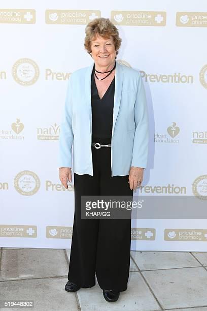 Hon Jillian Skinner MP attends National Prevention Week Breakfast held at Catalina Restaurant on April 05 2016 in Sydney Australia