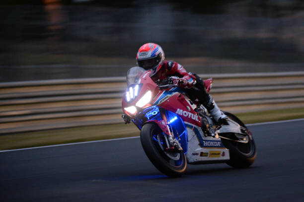 24 hours of le mans 2017 motorcycle endurance race day 1 photos and images getty images. Black Bedroom Furniture Sets. Home Design Ideas