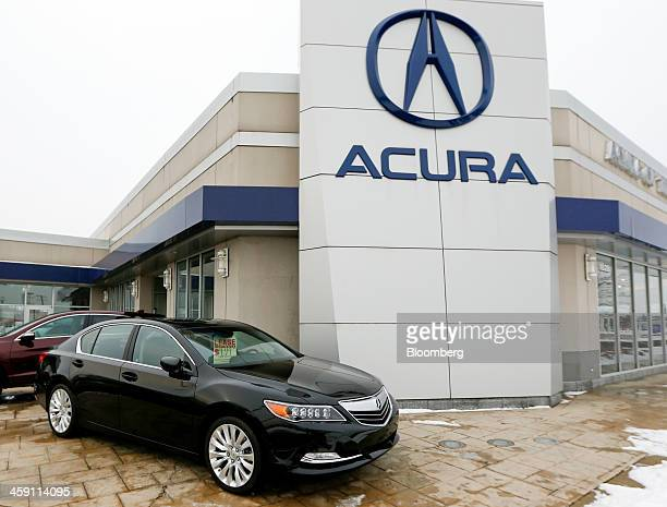 Acura mdx stock photos and pictures getty images for Troy honda dealership