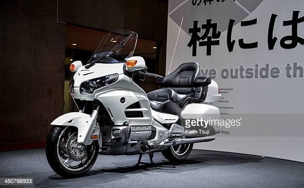 Honda goldwing stock photos and pictures getty images for Honda motor company stock