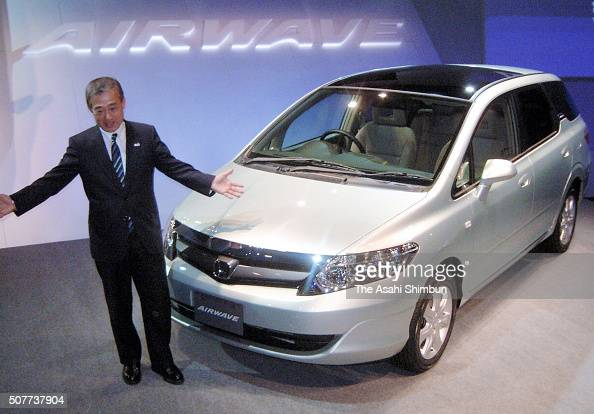 Takeo fukui stock photos and pictures getty images for Honda motor company stock