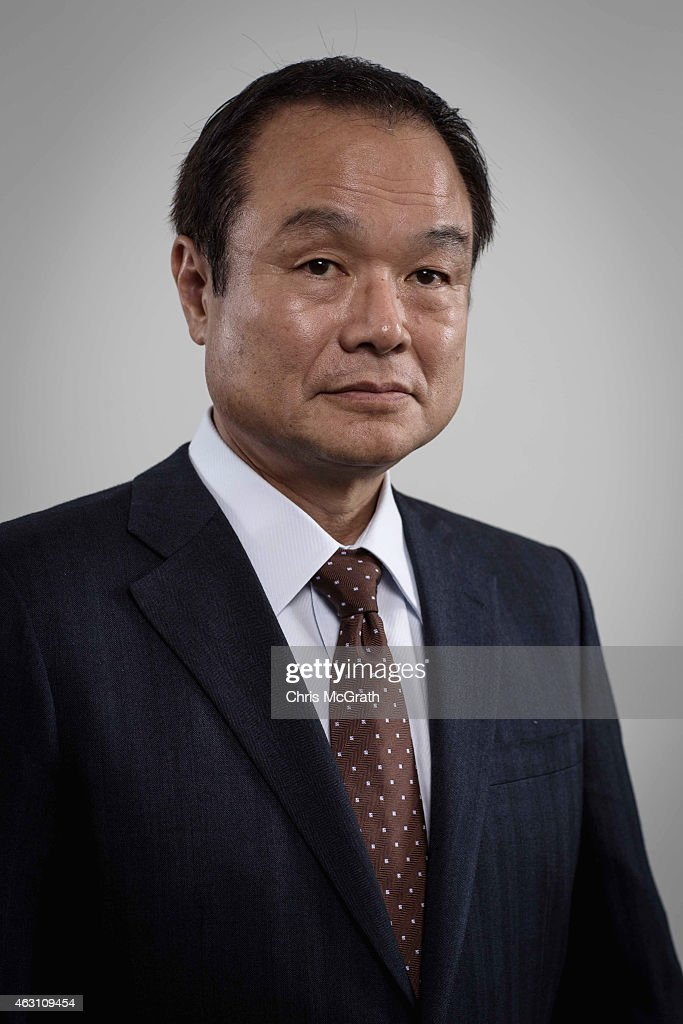 Honda Motor Co.,Ltd. President, Chief Executive Officer and Representative Director <a gi-track='captionPersonalityLinkClicked' href=/galleries/search?phrase=Takanobu+Ito&family=editorial&specificpeople=5696906 ng-click='$event.stopPropagation()'>Takanobu Ito</a> poses for photographs in a portrait session at the Honda Motor Co. headquarters on February 10, 2015 in Tokyo, Japan. Honda Motor Co., Ltd. held a press conference in the run-up to the Australian Grand Prix of the FIA Formula One World Championship (F1) happening in March 13-15, 2015. McLaren-Honda drivers Fernando Alonso and Jenson Button expressed their enthusiasm for the first race.