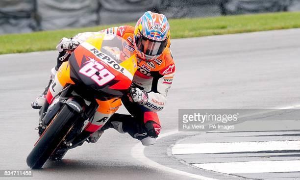 Honda's Nicky Hayden