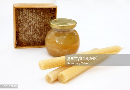 how to use honey wax