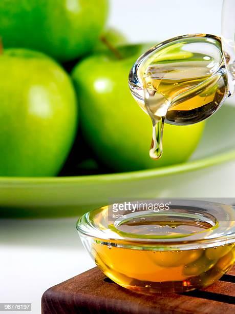 ハチミツのリンゴ