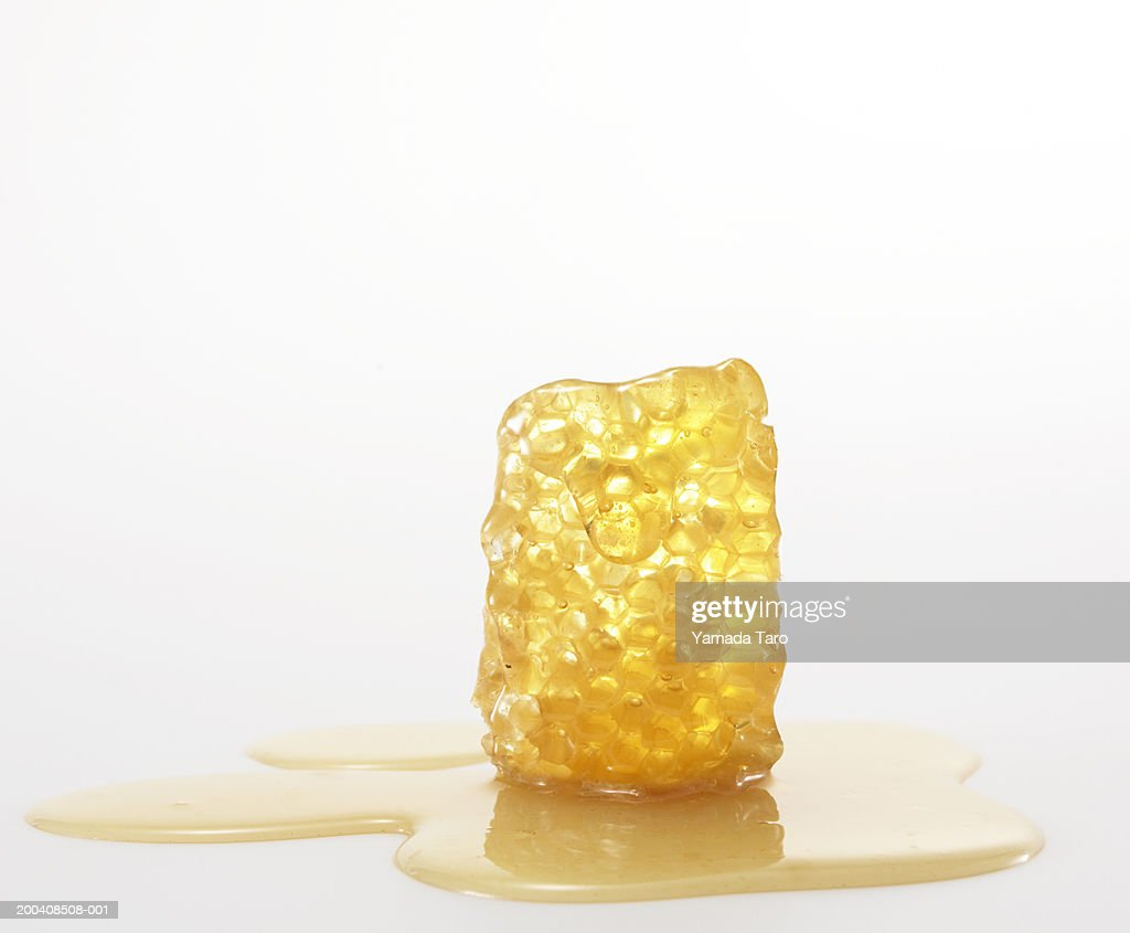 Honey cone : Stock Photo