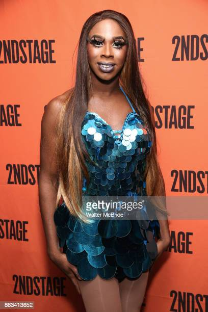 Honey Davenport attends the OffBroadway Opening Night After Party for the Second Stage Production on 'Torch Song' on October 19 2017 at Copacabana in...