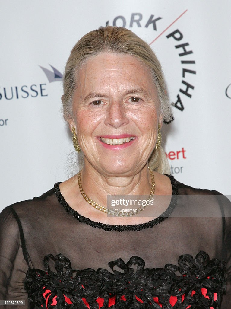 Honey Kurtz attends the New York Philharmonic 171st Season Opening Night Gala at Avery Fisher Hall at Lincoln Center for the Performing Arts on September 27, 2012 in New York City.