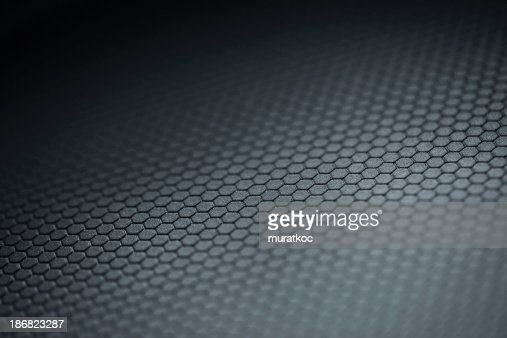 Honeycomb grid background