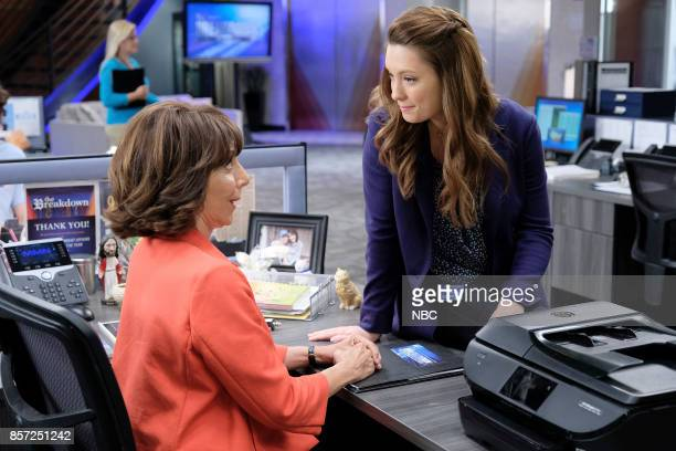 NEWS 'Honeypot' Episode 203 Pictured Andrea Martin as Carol Wendelson Briga Heelan as Katie Wendelson