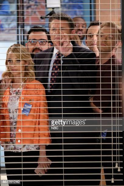 NEWS 'Honeypot' Episode 203 Pictured Nicole Richie as Portia ScottGriffith Horatio Sanz as Justin John Michael Higgins as Chuck Pierce Sheaun...