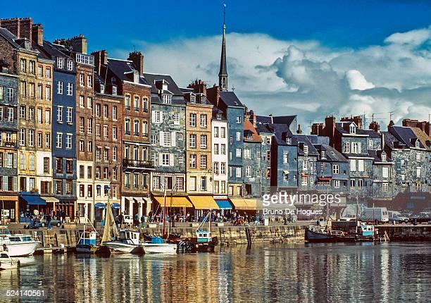 Honfleur in France