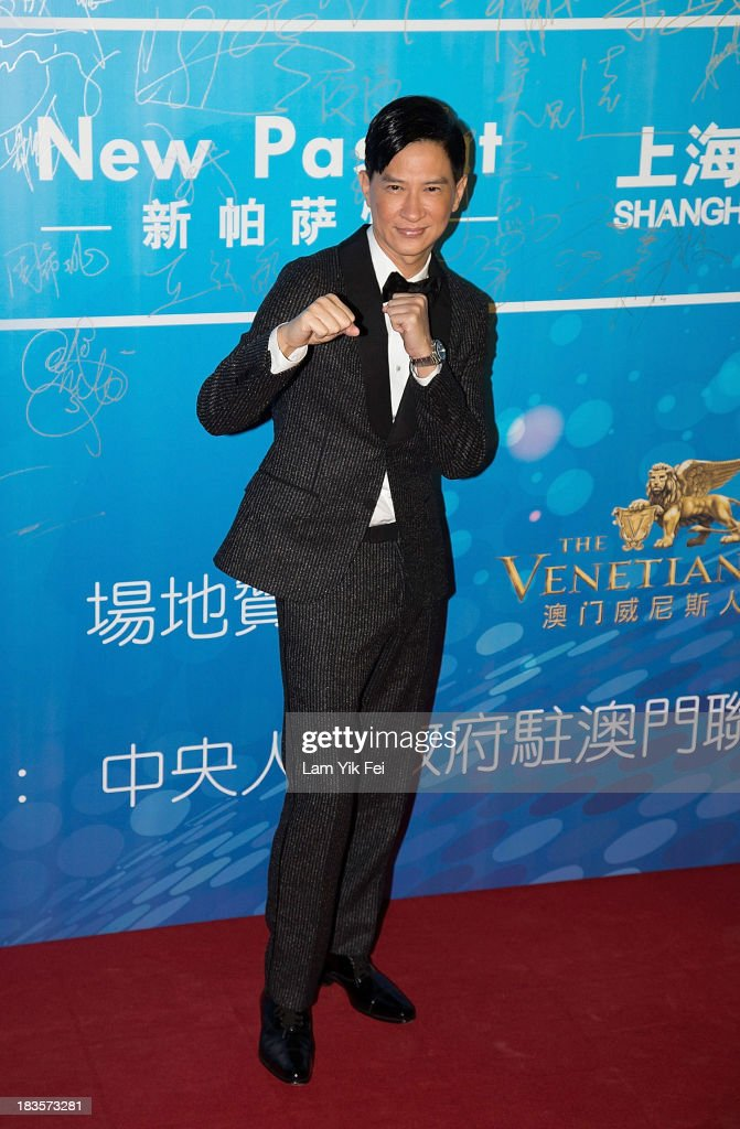 Annual Huading Image Awards At The Venetian In Macau On October 7th