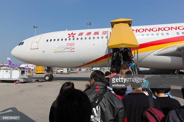Hong Kong Airlines Airbus A330-300