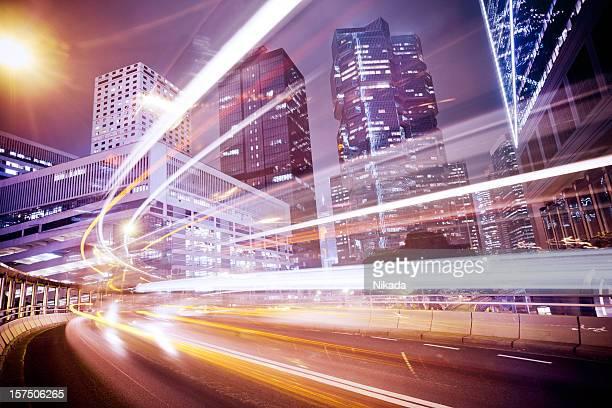 香港のビジネス地区