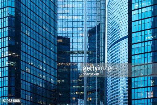 hong kong central district : Stock Photo