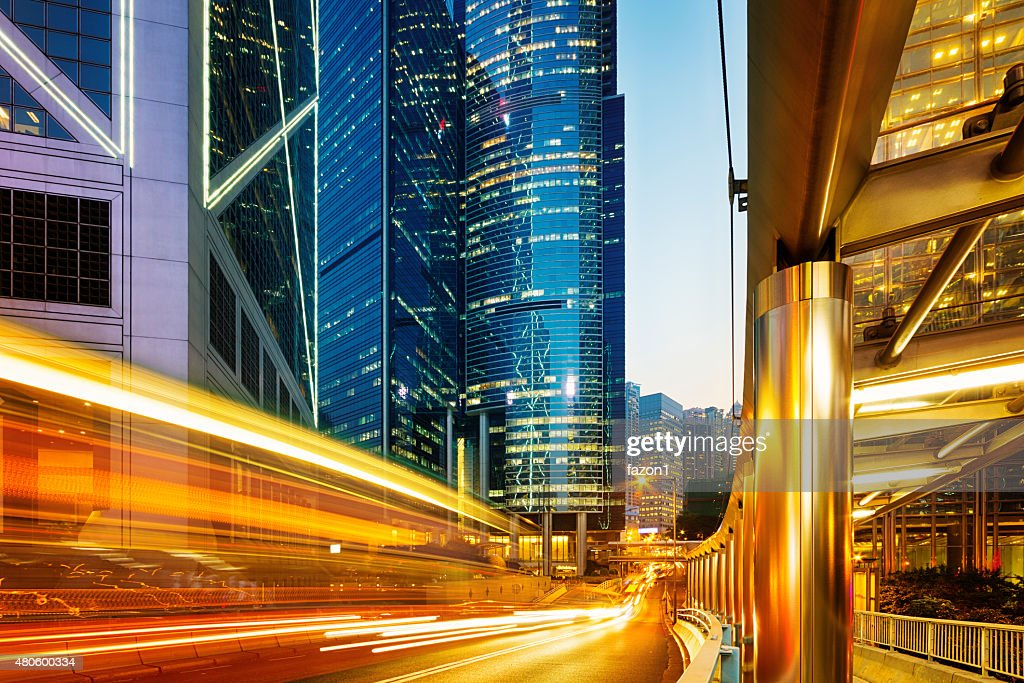 Hong Kong Central : Stock Photo