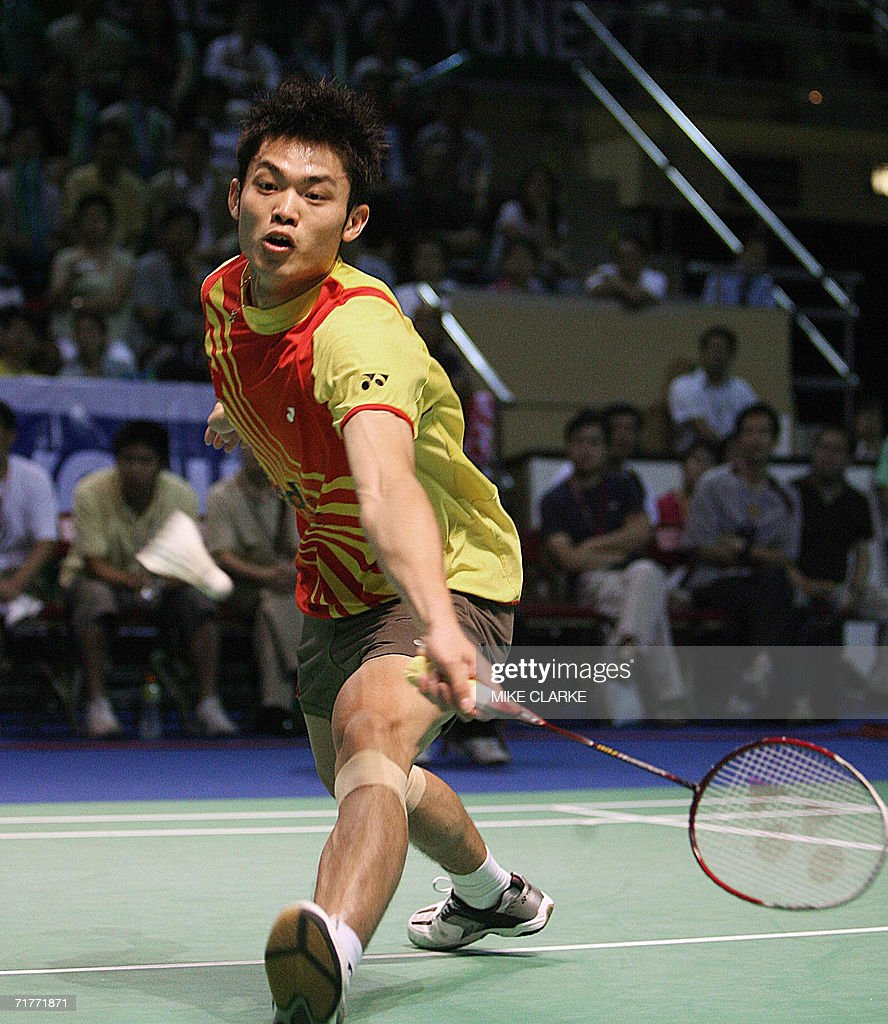 Hong Kong Open Badminton Championship Final s and