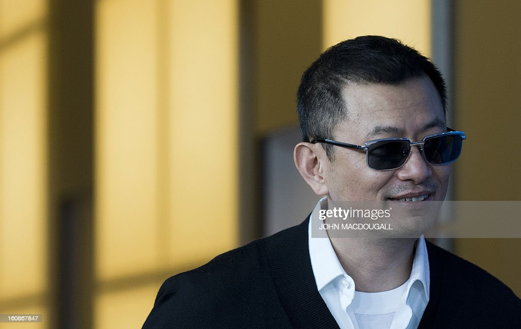Hong Kong Chinese director Wong Kar-Wai, jury president of the 63rd Berlinale film festival, arrives for a photocall in Berlin February 7, 2013. The 63rd Berlinale, the first major European film festival of the year, starts on February 7, 2013 with 24 productions screening in the main showcase. AFP PHOTO / JOHN MACDOUGALL
