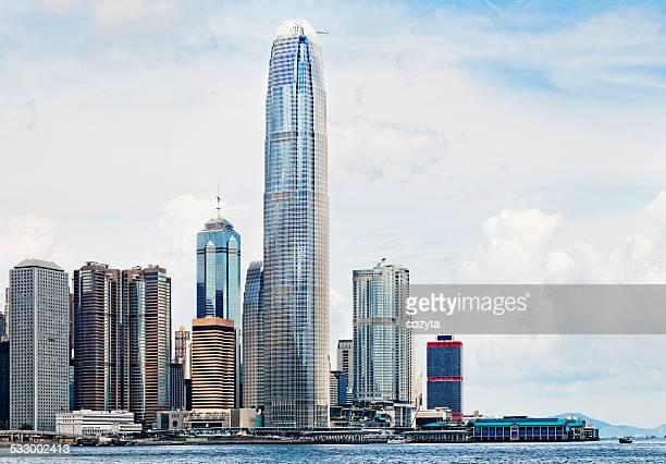 hong kong city day