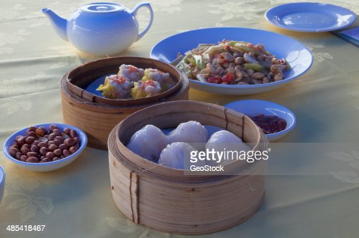Hong Kong dim sum : Stock Photo