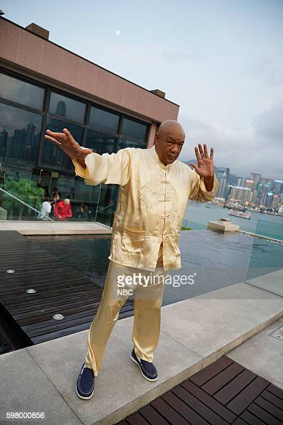 NEVER 'Hong Kong' Episode 104 Pictured George Foreman