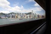 Hong Kong from Kowloon
