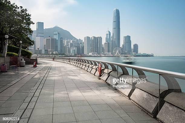 Hong Kong in daytime