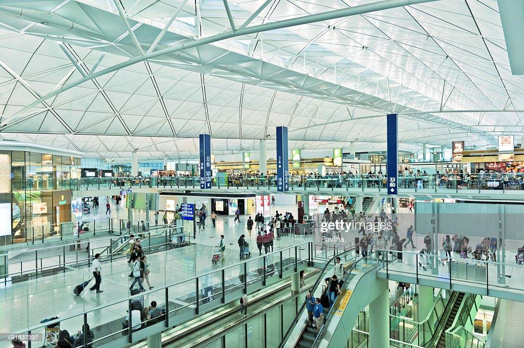 Hong Kong International Airport, China Asia