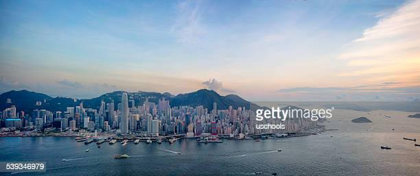 China Hong Kong Island (Panorama XL