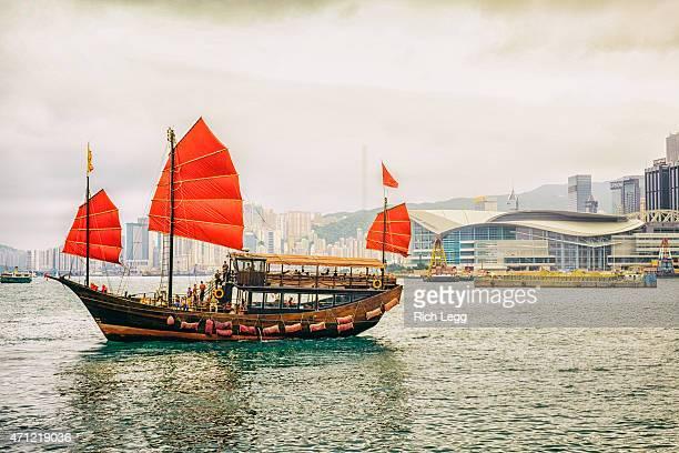 Hong Kong Junk-Boot