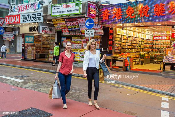 Hong Kong Shopping Women