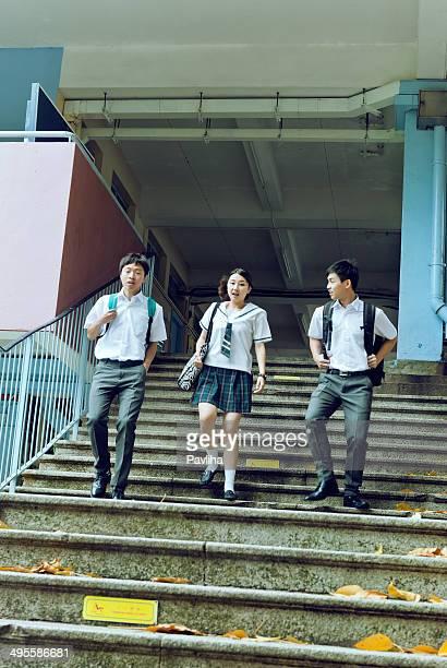 Hong Kong Students