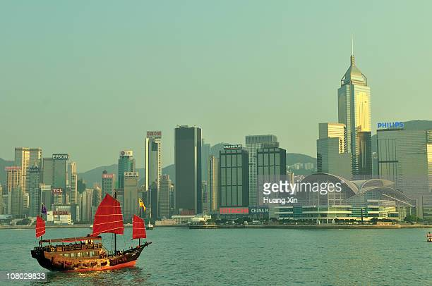 Hong Kong, Victoria Harbour View