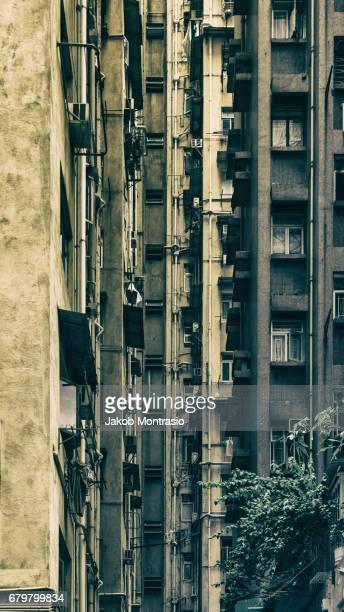 Hong Kong Walls