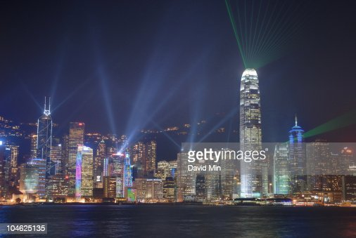 Hong Kong's Symphony of Lights