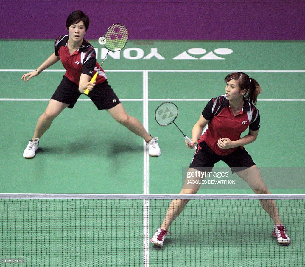 Hong Kong s players Tsz Ka Chan R and